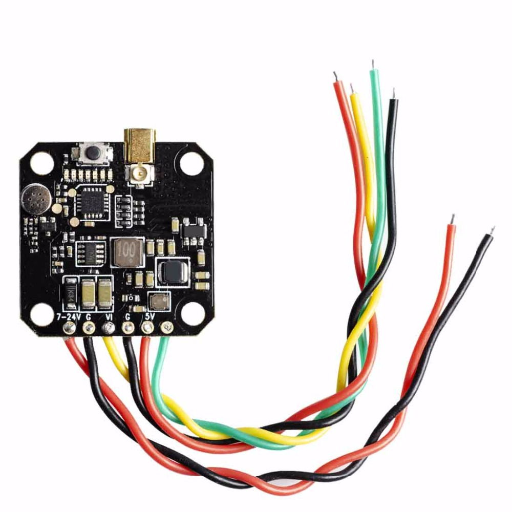 AKK FX3 Ultimate 5.8GHz Mini VTX Support OSD Configuring via Betaflight-in Parts & Accessories from Toys & Hobbies