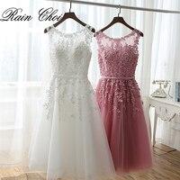 vestidos de coctel A Line Prom Party Gown 2019 Women Short Cocktail Dresses