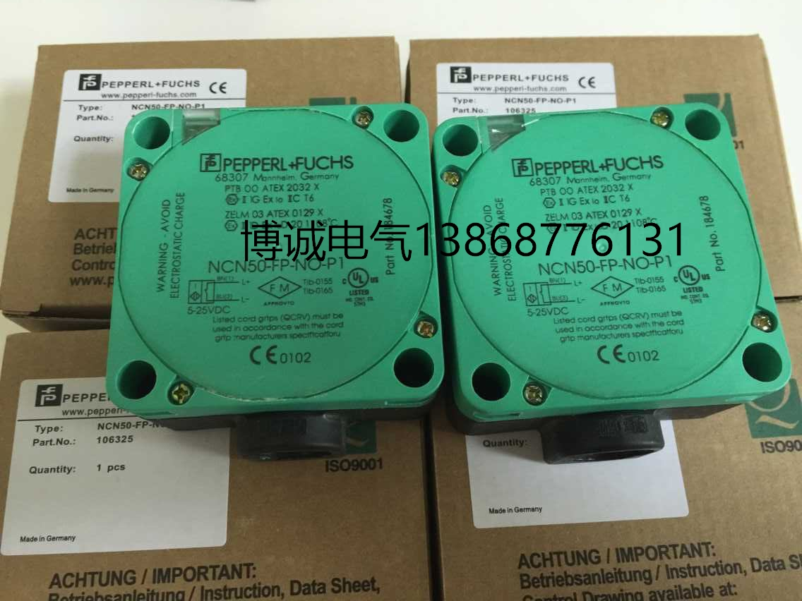 New original NCN50-FP-N0-P1 Warranty For Two Year new original ncb40 fp n0 p1 warranty for two year