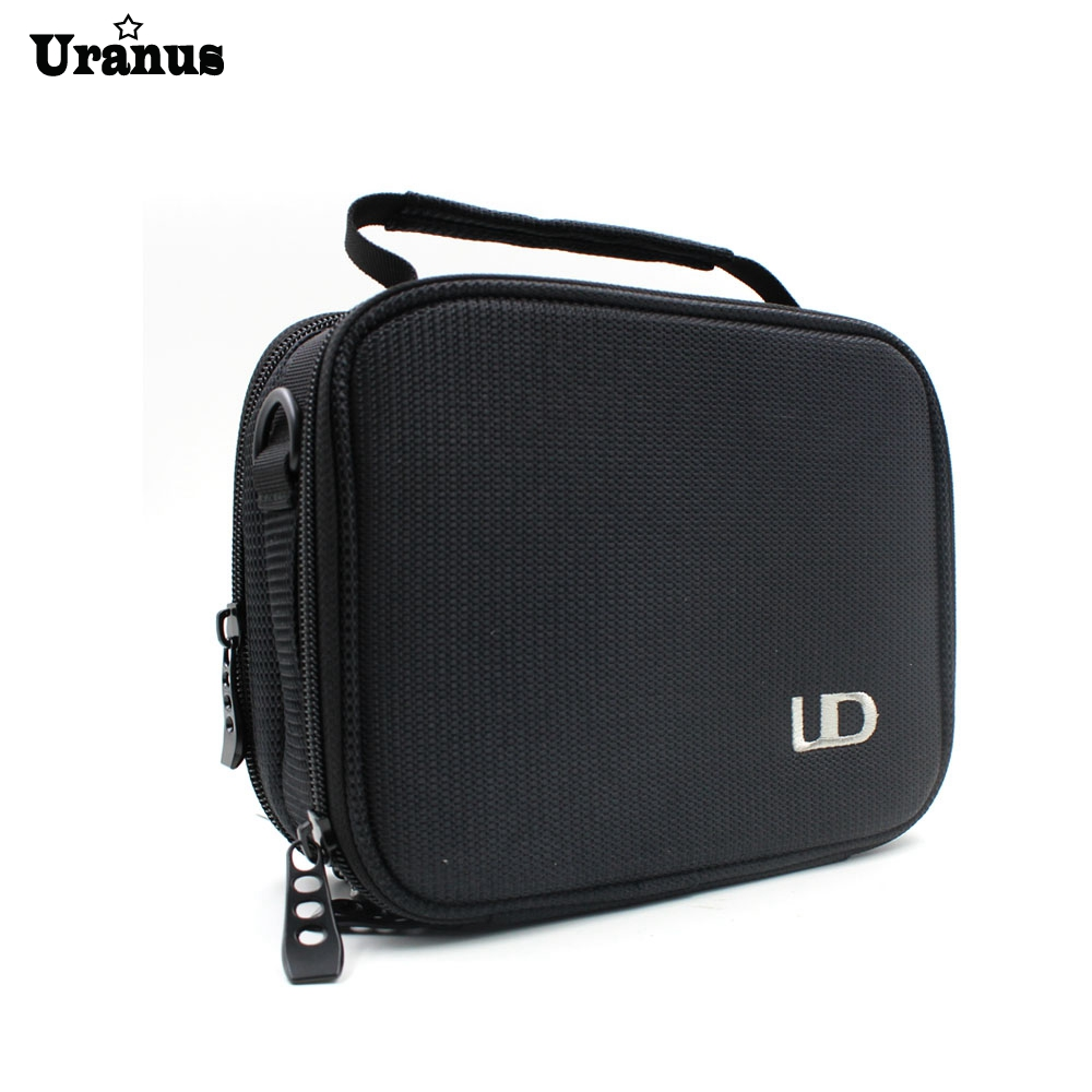 original Electronic cigarette package Youde UD Vapor Pocket Double Deck Vaping Bag Carry Bag with Shoulder