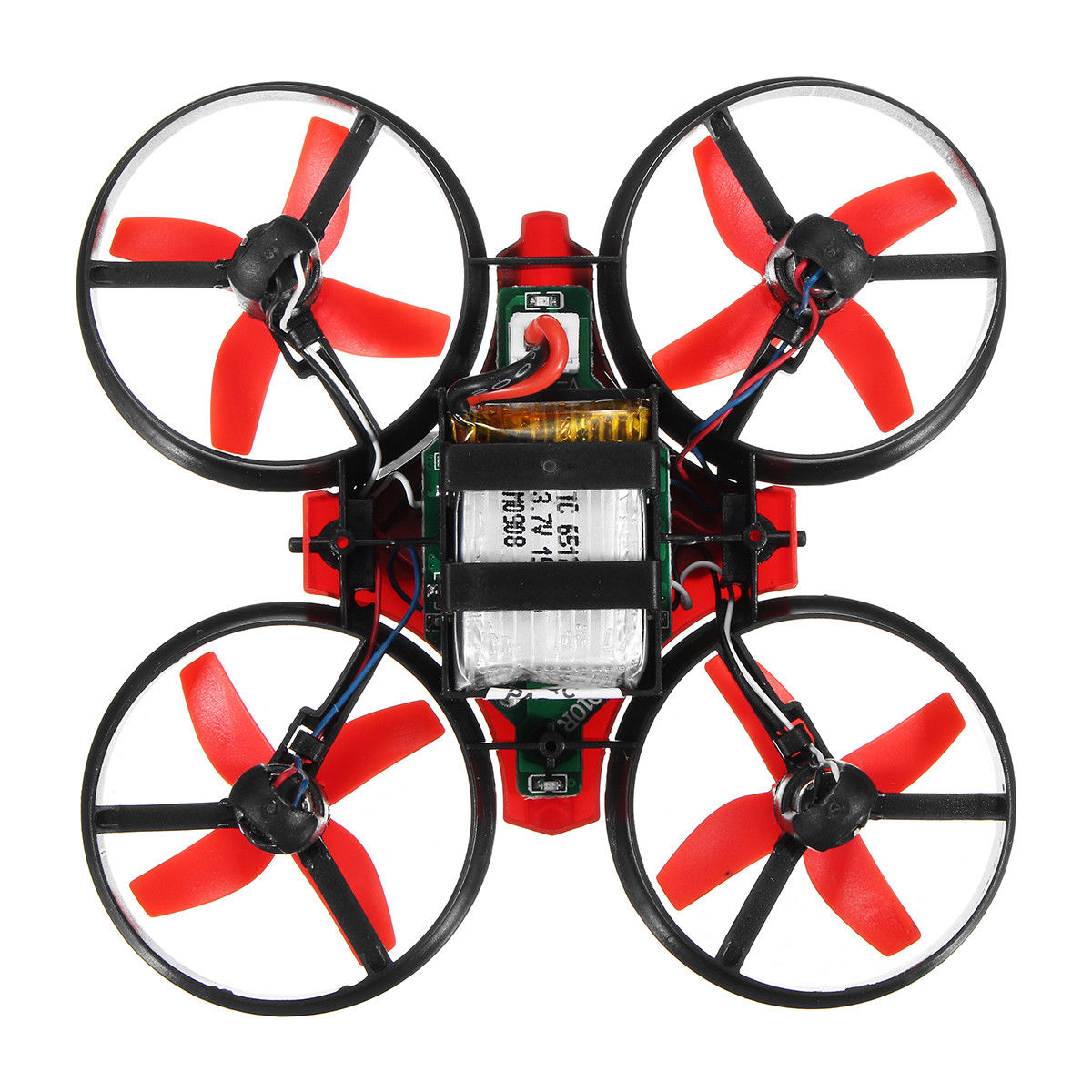 Dollar Quadcopter Java het 12