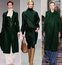 Cashmere - Dark Green