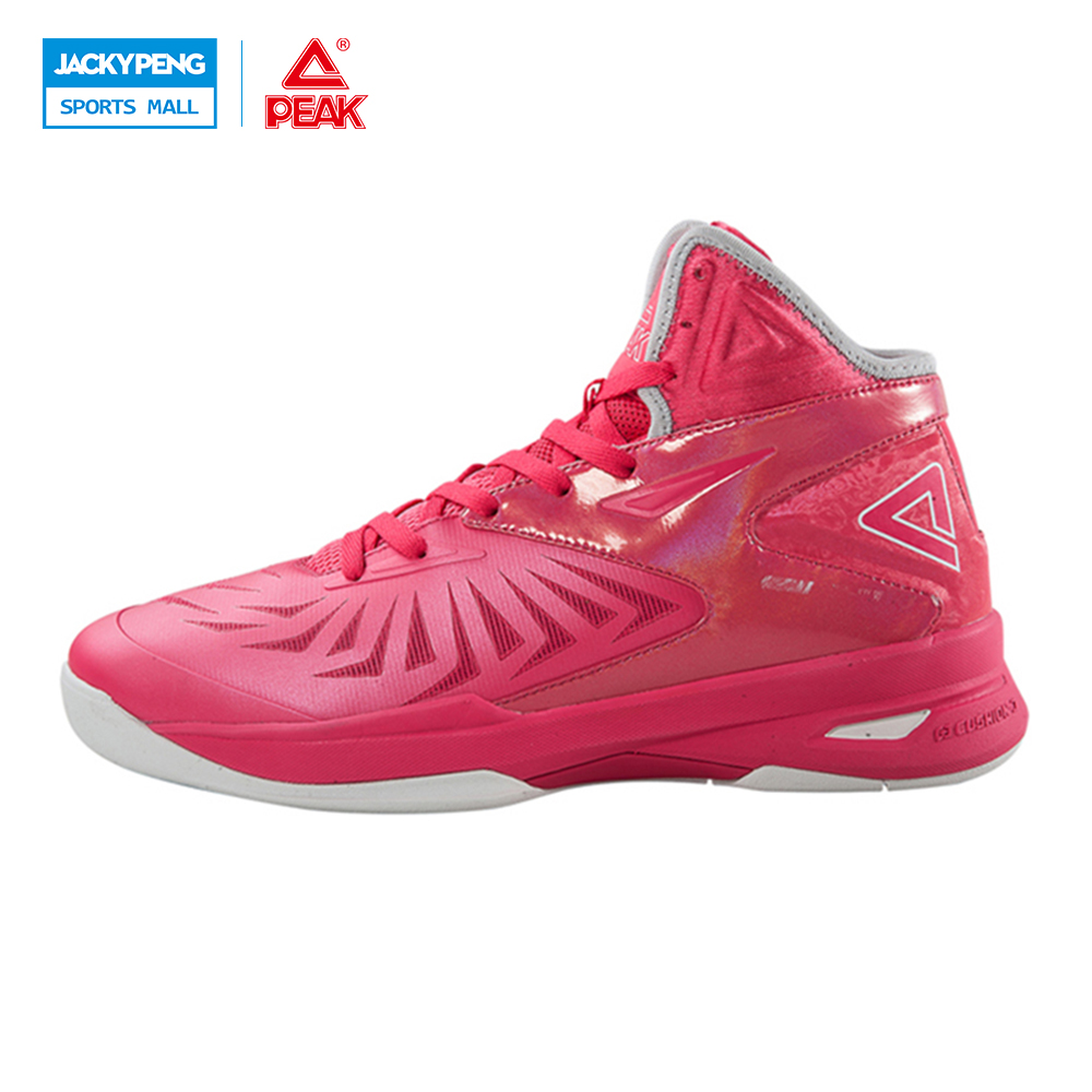 Peak kecepatan olahraga eagle v pria wanita sneakers bernapas athletic  pelatihan sepatu basket sepatu revolve cushion 3 tech eur 40 50 di  Basketball Shoes ... 9c4f492237