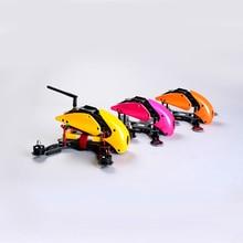 the newest DIY FPV race drones RoboCat mini quadcopter frame 270mm wheelbase unassembled