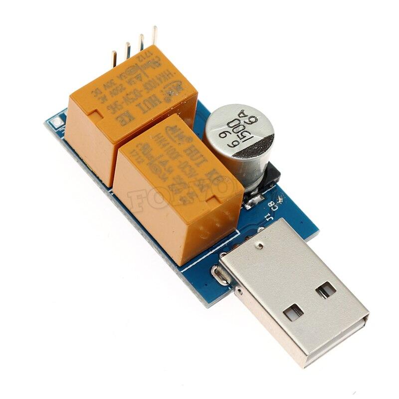USB-карта watchdog/синий экран при столкновении компьютера, автоматический перезапуск/Улучшение прибыли для майнинга/игр/карта защиты от столкн...