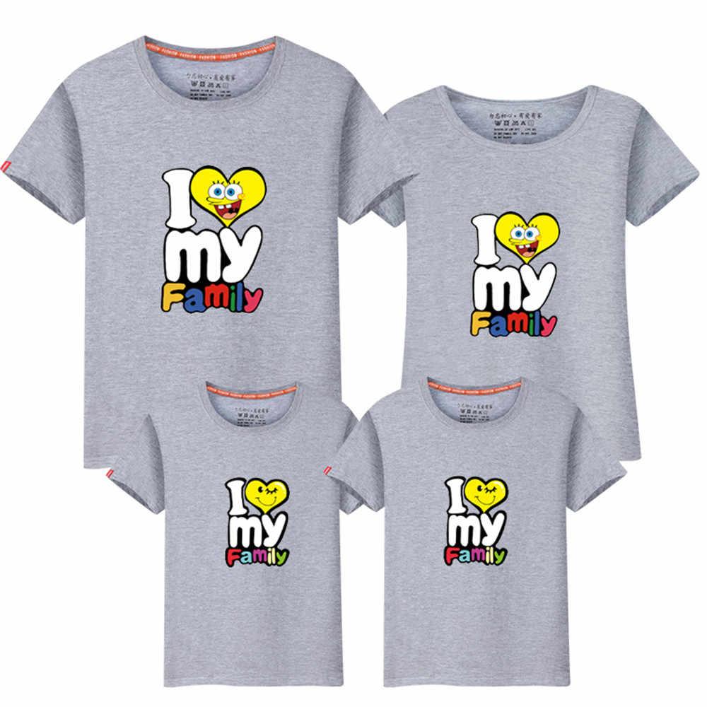 Коллекция 2019 года хороший хлопковый комплект одинаковой одежды для всей семьи