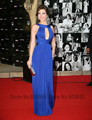 Royal Blue Nancy Ajram Celebrity Dresses 2017 Sexy Floor Length Pleated Chiffon Abaya Arabic Dubai Rode De Soiree Prom Dress