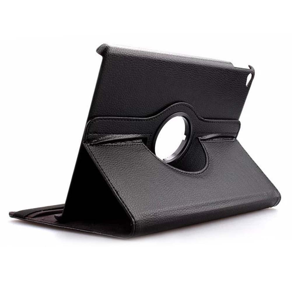 New 360 Rotated Leather Smart Case Cover For Apple iPad 9.7