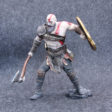 NECA Game God of War 4 Kratos 9″ 20cm PVC Action Figure Collectible Model Toys for Gift