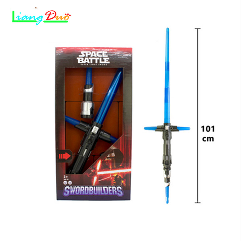 Star Wars Laser Sword with Sound in Luminous Flashing Lightsaber Toys For Kids