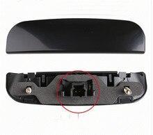 Tylne drzwi bagażnika uchwyt przełącznik kontaktowy dla Peugeot 307 206 408 Citroen Triumph c quatre C2 2008 2013