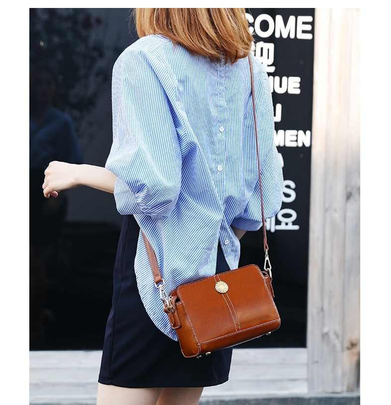 Alta qualidade sacos de ombro crossbody bolsas de couro genuíno das mulheres tote saco do mensageiro da forma grande tamanho hobos feminino t88