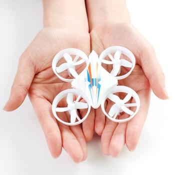 Mini Drone Headless Mode Quadcopter 6-Axis Gyro Quadrocopter 2.4GHz Drones Remote Control RC Helicopter VS H36 E010 Dron 5