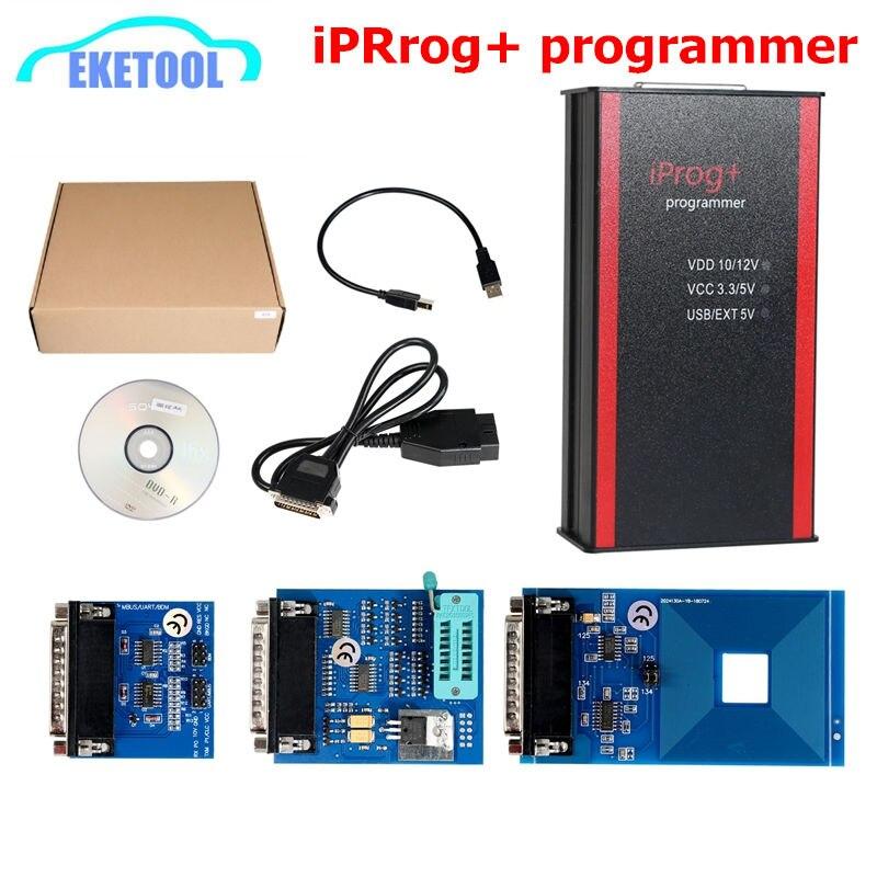 Supports Till 2019 Year iPROG PROG Programmer Replace Carprog Digiprog Tango Iprog IMMO Airbag Rest Odometer
