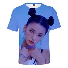 ITZY 3D Print T-shirt (8 Models)