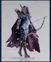 14cm Popular Online Games Garage Kits,Sylvanas Action Figure,limited Windrunner DR Model with Gift Box