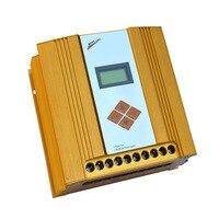 MPPT 12 В 24 В ветра гибридный уличный свет контроллер 500 Вт Солнечный ветер гибридный контроллер
