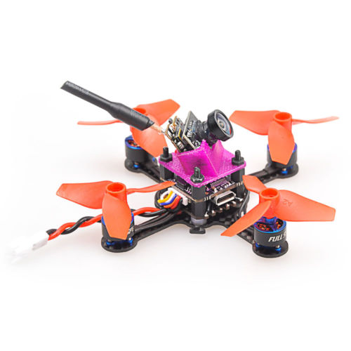 JMT Mini Beebee-66 Lite 1S Brushless FPV Racer Drone RC PNP With FRSKY Receiver Racer Aircraft Quadcopter 1105 8500kv mini brushless motor for 110gt fpv racer mini 4 axis aircraft rc drone quadcopter