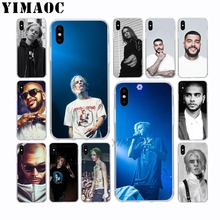 timati Singer Pharaoh RaPPER Soft Silicone Case for Apple Iphone 11 Pro Xr Xs Max X 10 8 Plus 7 6S 6 SE 5S 5 7Plus 8Plus