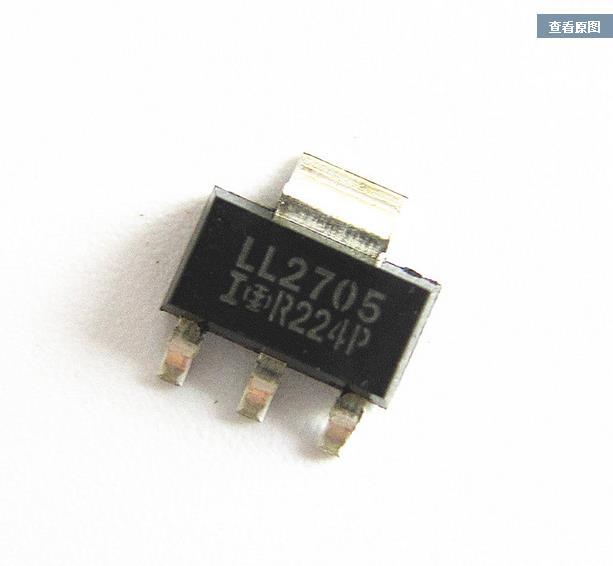 10pcs/lot IRLL2705TRPBF SOT-223 IRLL2705 LL2705 New Original