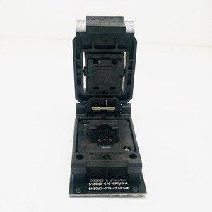 Image 3 - EMMC programmeur socket eMMC153 eMMC169 Reader Clamshell Structuur BGA153 BGA169 Chip socket data recovery datum backup reparatie