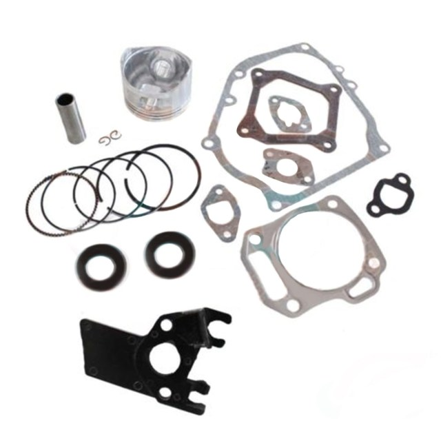 Rebuild Kit For Honda Gx160 Gx200 5 5hp 6 5hp Piston Rings Gaskets