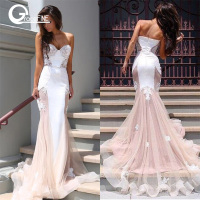 Sexy Maxi Pink Off Shoulder Christmas Party Dresses Vestidos Women's Clothing Mesh Lace Summer Dress Female Appliques Dresses