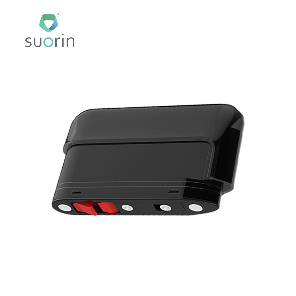NEW Original <font><b>Suorin</b></font> <font><b>Air</b></font> <font><b>Plus</b></font> <font><b>Pod</b></font> <font><b>Cartridge</b></font> 3.5ml Capacity Easy bottom filling with oil baffle design for <font><b>Suorin</b></font> <font><b>Air</b></font> <font><b>Plus</b></font> <font><b>Pod</b></font> Kit image