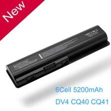 font b Laptop b font Battery for HP Pavilion DV4 DV5 DV6 DV6T G50 G61