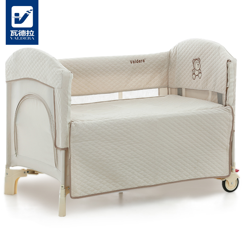 Valdera Portable Baby Bed Folding Multifunctional Baby Bed Concentretor