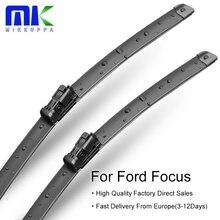 Щетки стеклоочистителя Mikkuppa для Ford Focus Mk2/Mk3 модельный год 2004- стеклоочиститель авто аксессуары