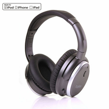 Wholesale 233621 H501 Active Noise Cancelling Headphones Over Ear HiFi Music Acoustic Noise Reduction Headset Detachable Cable With Mic