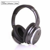 233621 H501 Aktif Gürültü Kulaklıkları Iptal Kulak Fazla HiFi Müzik Akustik Gürültü Azaltma Kulaklık Mic Ile Ayrılabilir Kablo