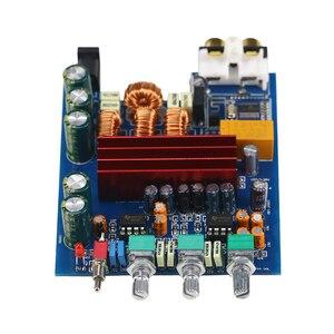 Image 5 - TPA3116 100 w * 2 Bluetooth Digitale Versterker Audio Machine Auto Home Theater Met Voorversterker Tone Tweeter Bass aanpassen DC24V