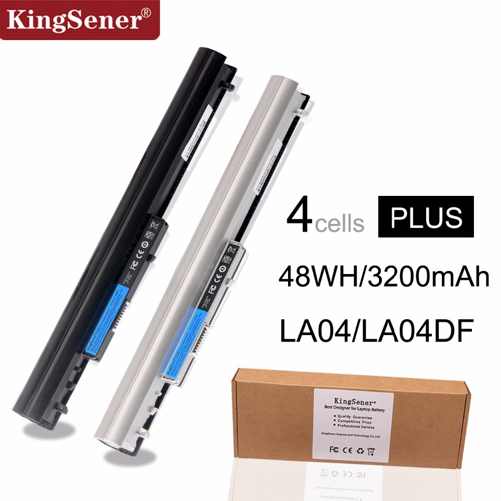 Bateria do portátil de la04 la04df para hp pavilion touchsmart 14 15 248 g1 350 g1 HSTNN-YB5M HSTNN-UB5N HSTNN-Y5BV/db5m 728460-001