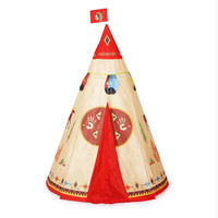 Children Beach Tent Baby Toy Play Game House Kids Princess Prince Castle Indoor Outdoor Toys Tents