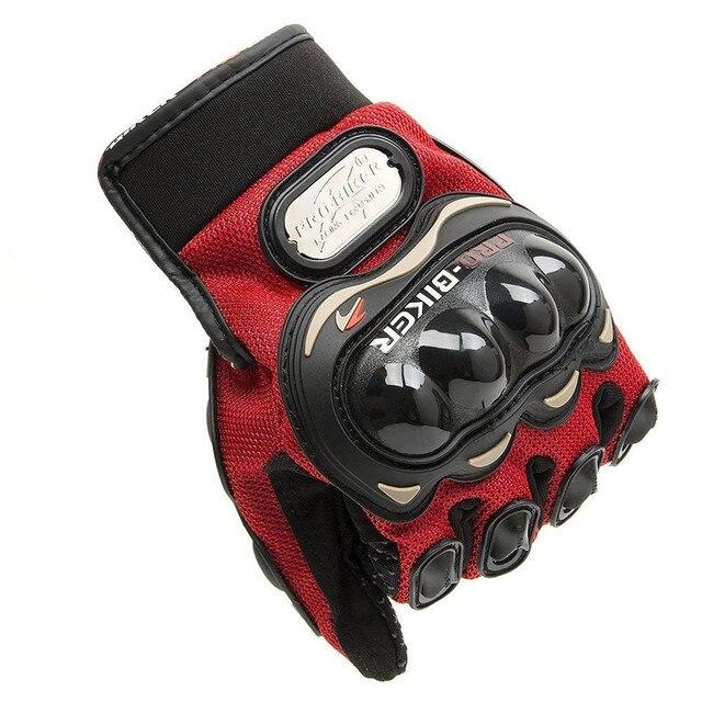 Ergonomic Biker Gloves 4