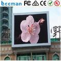 Leeman Лучшая Цена СВЕТОДИОДНЫХ Видео Wall Outdoor P10 Реклама Экран