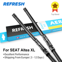 Wiper Blades For SEAT Altea Toledo From 2006 Onwards 26 26 R Fit Claw Type Wiper