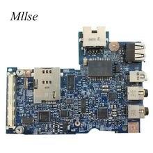 Frete grátis para dell latitude e4300 usb placa ethernet de áudio LS-4151P CN-0CVC2R 0cvc2r