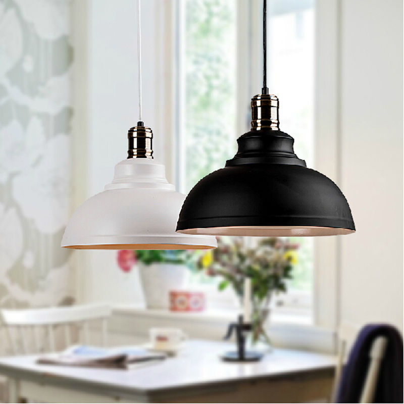 Retro vintage loft lights industrial pulley lamp bar - Lamparas colgantes cocina ...