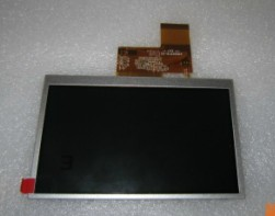5inch lcd screen at050tn33 v.1 32000579-02 with touch at050tn33 touch screen 5 inch x580lec520p