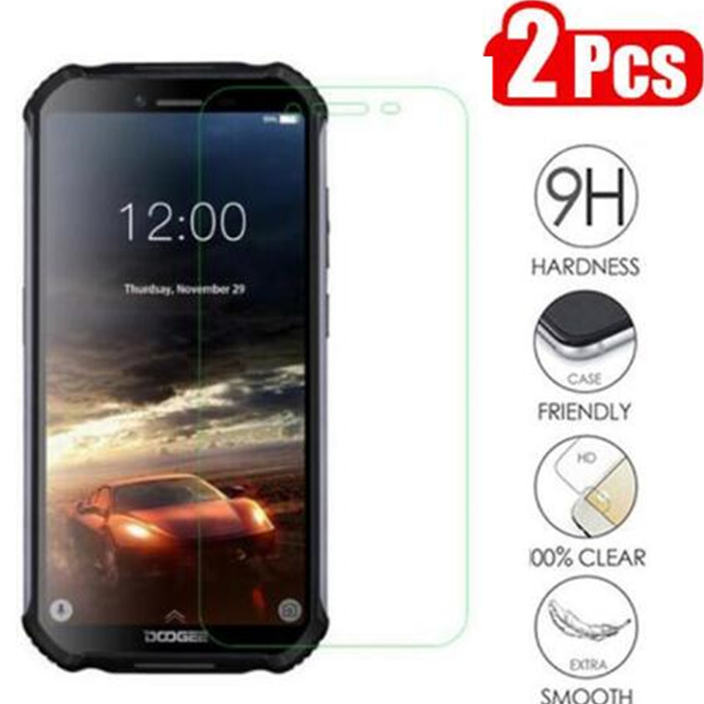 Tempered Glass For Doogee S40 Screen Protector 9H 2.5D Phone On Protective Glass For Doogee S40 Glass