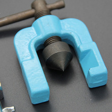 цена на Newly Flaring Tool Eccentric Cone Type Kit for Refrigerator Air Conditioner Repairing DAG-ship
