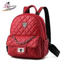 Женский рюкзак 2017 весной и летом новый Lingge рюкзак Британский ветер сумка мода женский досуг сумка студент рюкзак