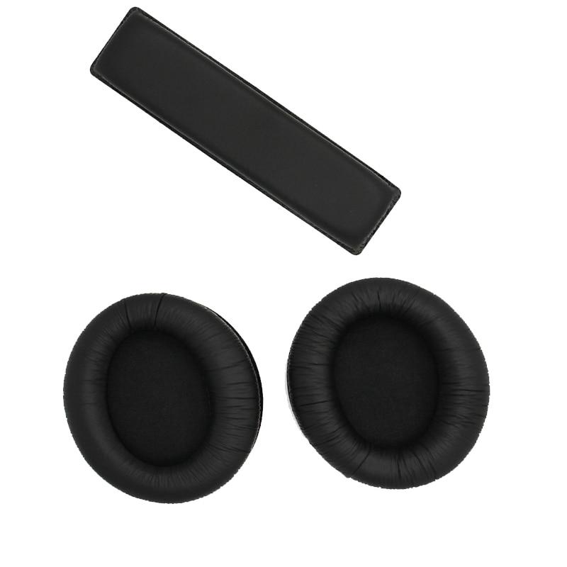 Auricolari di ricambio Cuscino Cuscinetti + Headband per Sennheiser HD 201  Cuffie bd4da30f9300