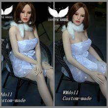 WMdoll Custom-made 165cm Adult sex toys Sex Doll For Man Masturbation