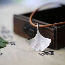 Wholesale Leaf Necklace Pendant