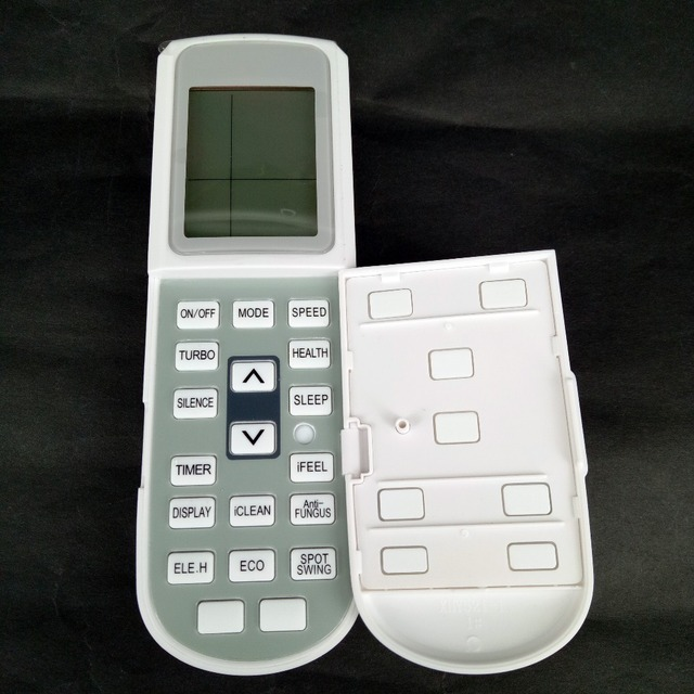 NEW Original For AUX YKR-L/101E A/C remote Universal AC Remote Control Fernbedienung