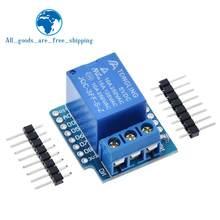 TZT 1 bouclier de relais de canal pour l'électronique intelligente de mini Module de relais de Wemos D1